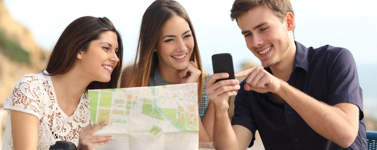 Hotel social media marketing and resorts